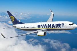 Ryanair conectará a diario Palma con Valencia