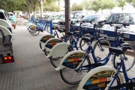 Durán (PP) reclama nuevas estaciones de BiciPalma en la UIB y el Parc Bit