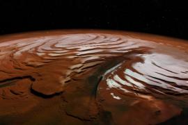Hallan en Marte un terreno inundado en un pasado no muy lejano