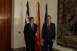 Francesc Antich y José Ramón Bauzá