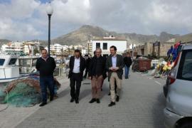 La reforma de la instalación eléctrica de la zona del puerto del Port de Pollença costará 1,1 millones de euros