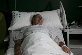 «En este hospital todo huele a nuevo y Son Dureta ya está muy viejo»