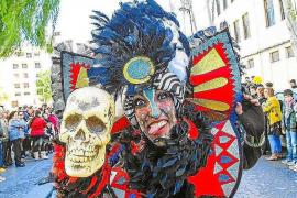El carnaval de Vila cambia su recorrido
