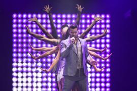 El 'One World Tour' de Ricky Martin recala en Mallorca