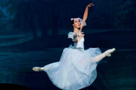 'Giselle' llega al Auditórium con el ST. Petersburg Festival Ballet
