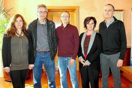 Voluntarios de la UIB
