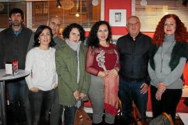 Velada literaria y concierto de Joan Isaac en Xocolat