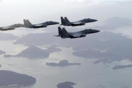 Corea del Sur inicia sus polémicas maniobras en el Mar Amarillo