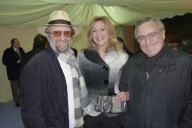 Tomeu Penya, Francisca Sampol y Manolo Escobar.