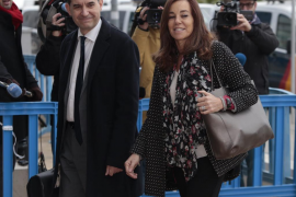 Absuelta Mercedes Coghen, exconsejera de Madrid 2016