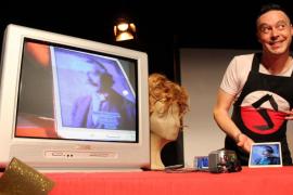 La obra 'Narco', de Jeroni Obrador, gira por Mallorca e Ibiza