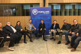 Proponen a Marga Durán como candidata a presidir el XV Congreso regional del PP