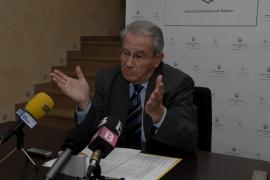 """Triay admite """"estar preocupado"""" por su imputación en el 'caso Puertos'"""