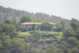 Los peritos aseguran que la ampliación de la mansión de Florentino Pérez en Andratx es ilegal