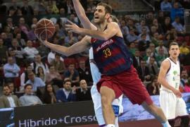 El Barcelona, a semifinales
