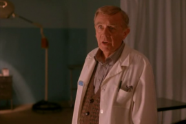 Fallece Warren Frost, el doctor Hayward de 'Twin Peaks'
