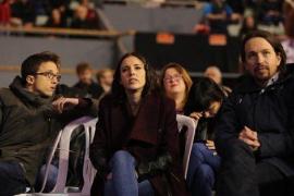 Pablo Iglesias nombra a Irene Montero nueva portavoz de Podemos en el Congreso en sustitución de Errejón