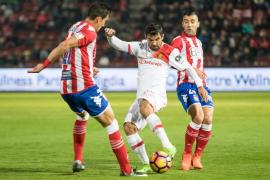 El Mallorca perdona y cae en Girona