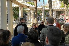 Un paseo 'criminal' por Palma