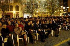 Canto de la Sibil·la en el Ajuntament de Palma
