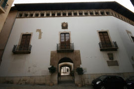 Cultura mantendrá las inversiones para el Museo de Mallorca y el Archivo del Reino de Mallorca
