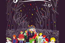 Sa Rua 2017, el carnaval llena de color Palma
