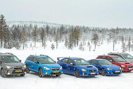 Subaru ha superado el millón de unidades vendidas por vez primera