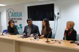 Emaya y el Govern invertirán 35 millones en Palma a través de un plan de saneamiento