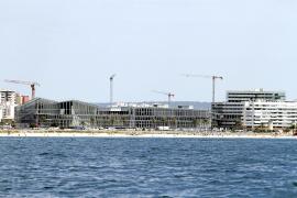 Cort se endeuda en 30 millones para acabar el Palau de Congressos