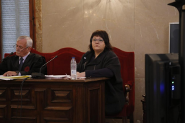 La exconcejal de Ciutadella condenada a 1,5 años de cárcel por apropiarse de un expediente