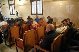 La Fiscalía pide 170 años de cárcel para una banda de narcos de la Part Forana