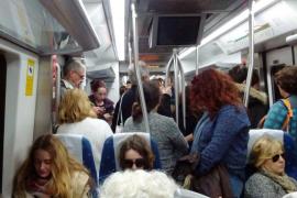 Los trabajadores de SFM convocan una huelga de trenes de 24 horas