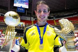 El Palma Futsal se blinda