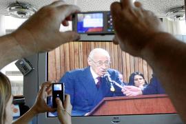 Videla reclama el «honor de la victoria» de la dictadura argentina