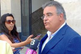 El fiscal Barceló: «La prisión preventiva se tiene que acordar si hay riesgo de fuga y en este caso no se va a dar»