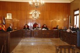 La defensa de Munar pide que se le rebaje la pena por Can Domenge
