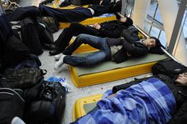 Bruselas estudia obligar a los aeropuertos a asegurar unos mínimos en caso de temporal