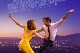 «La La Land», la favorita a los Óscar frente a «Moonlight» y «Manchester by the Sea»