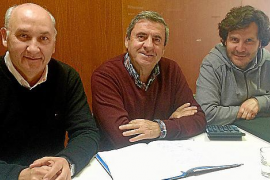 El Ajuntament de Inca se compromete a dar un precio de las acciones del Constància antes del verano