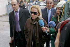 Domínguez, que sigue imputada, afirma: «Nunca he suministrado sustancias dopantes»