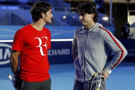 Federer y Nadal: rivales en la pista, cómplices en solidaridad