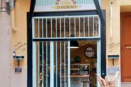 Pintadas racistas en una panadería de Palma