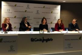 Carme Chaparro, con 'No soy un monstruo', gana el Premio Primavera de Novela