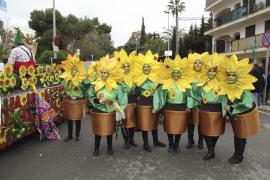 El carnaval de s'Arenal, una de las rúas con más lustre de Mallorca