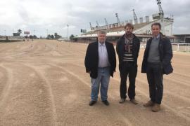 Renovadas las pistas del Hipódromo Son Pardo