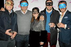 Fiesta de máscaras