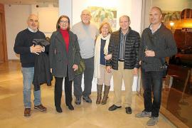 Joan Vich presenta su obra en Galería Vanrell