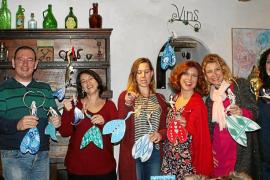 Vicky Pérez presenta su nueva colección de 'Sirenas'