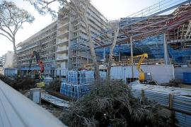 La vivienda de lujo y las reformas hoteleras reactivan el sector de la construcción