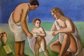 'Juli Ramis: 1909-1990)', una antología del artista mallorquín en Valldemossa